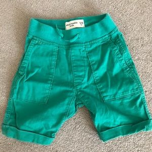 Boys Abercrombie & Fitch shorts